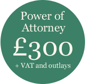 applying for power of attorney